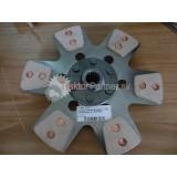 Lamela pojazdovej spojky -0- 280, kovokeramická, ORIGINAL[diera cca 22 mm]