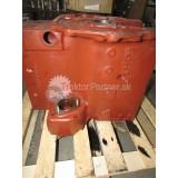 Kľuková skriňa s víkami ložisiek blok motora 102x110 mm 3V[na filter,3320, tenke zdvihatka]