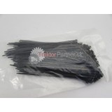 Autopríslušenstvo - viazacia páska čierna [2,5x200]
