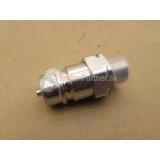 Rýchlospojka - zástrčka ISO 12,5 M18x1,5 - kratky zavit na panel [KNOMI]