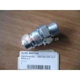 Rýchlospojka - zástrčka ISO 12,5 M20x1,5 [KNOMI]