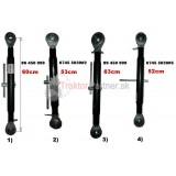 Tiahlo horné; 52cm TBZ 520-765mm; oko25 - oko 25   (4)