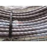 Lano 10mm; 30 m drôt; 1570; valcované; 114; Rakúske,