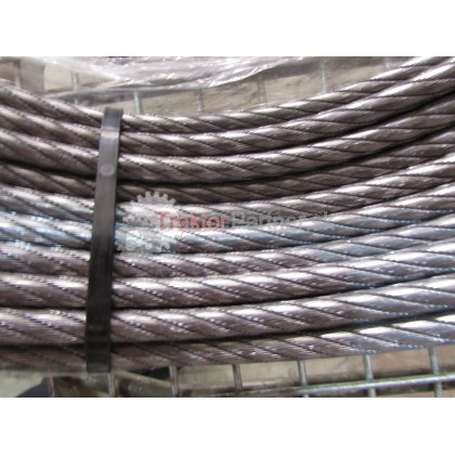 Lano 10mm; 30 m drôt; 1570; valcované; 114; Rakúske, - 10000.012