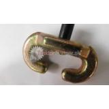 C spojka na LKT reťaze  (C) [8 mm odliatok]
